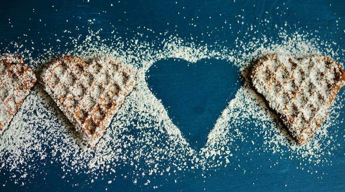 cukr a sladké
