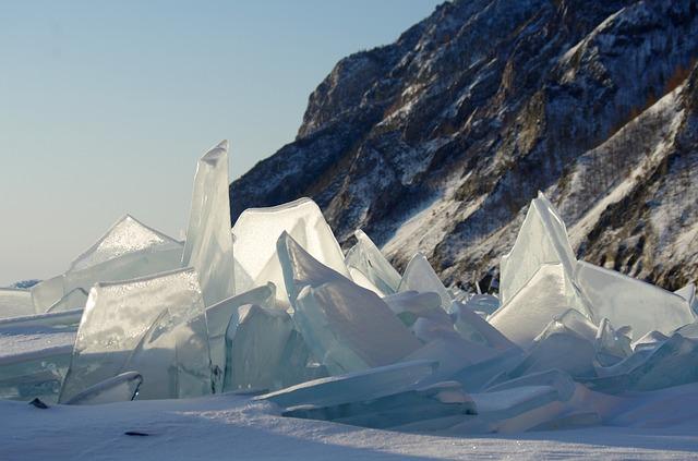 ledové kry