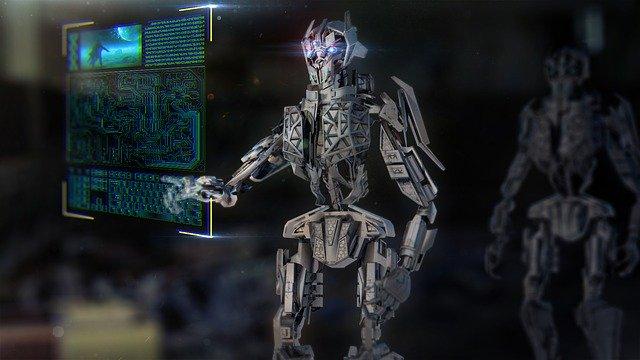 roboti se učí