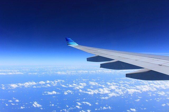 křídlo, letoun